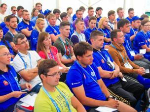 Ростех стал заметным участником  форума «Инженеры будущего 2015»