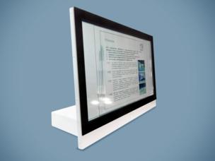 Предприятия КРЭТ разработали прозрачный мультисенсорный экран