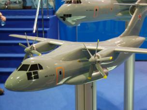 «Технодинамика» создаст шасси для транспортного самолета Ил-112В
