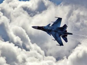 Разработка КРЭТ превратит Су-34 в самолет радиоэлектронной борьбы
