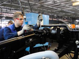 КАМАЗ создает учебную площадку для освоения рабочих профессий