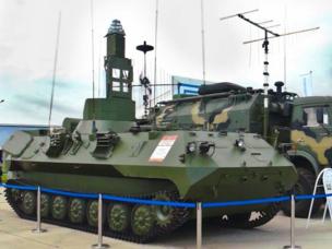 ОПК поставит иностранным заказчикам семь модулей «Барнаула-Т»
