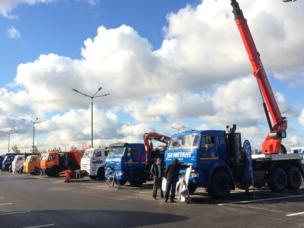 КАМАЗ стал ключевым участником Международного газового форума