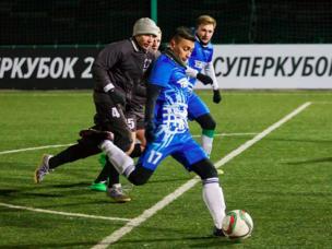 Команда холдинга «РТ-Химкомпозит» победила в Суперкубке по футболу