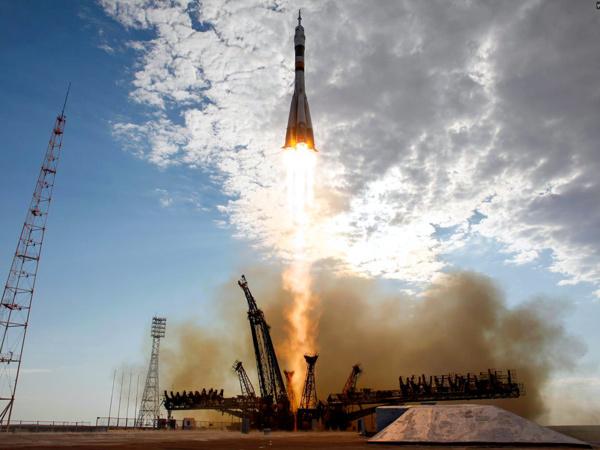 Двигатель для ракеты «Союз-2-1в» успешно прошел контрольные  испытания