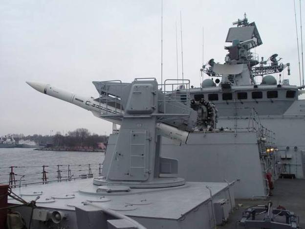 Пусковая установка для ЗРК «Штиль-1» успешно показала себя на стрельбах