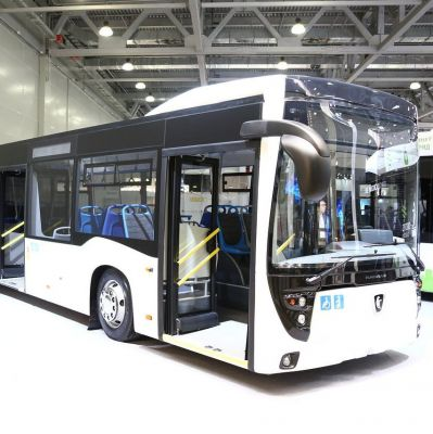 NEFAZ 5299-40-57: Most Advanced City Bus
