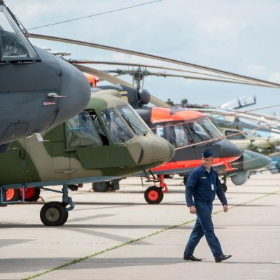 Rosoboronexport Increases Exports of Military Helicopters