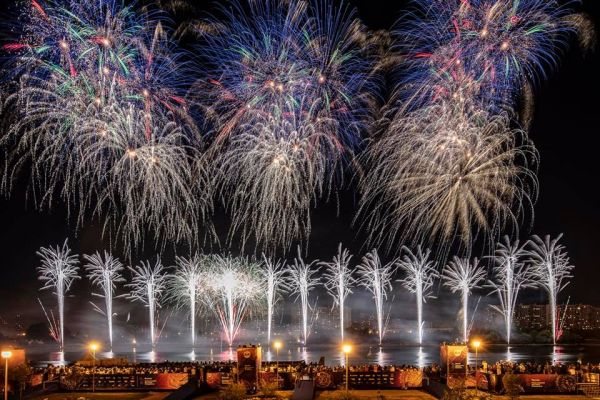 The Rostec International Fireworks Festival