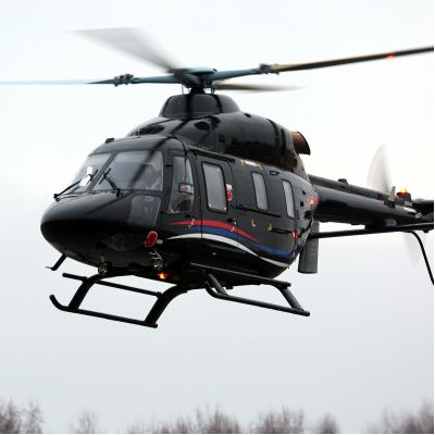 "Russian Helicopters Delivers First ""Ansat"" to European Customer"