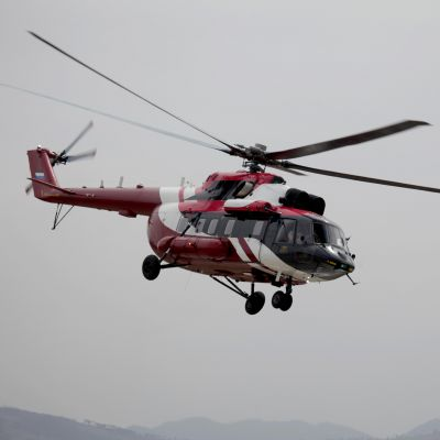 Mi-171A2 Helicopter is Certified in South Korea