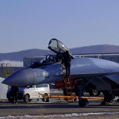 Sukhoi Supplies Russian Ministry of Defense with Su-35S Fighter Jets