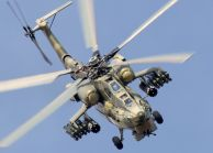 Russian Helicopters Exported First Mi-28NE With an Airborne Defence System