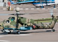 Russian Helicopters Have Started the Production of the Second Lot of MI-28UB copters for the Russian Ministry of Defense
