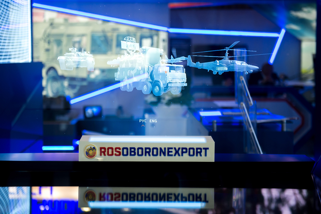 Rosoboronexport Invited a Record Number of Foreign Delegations to MAKS 2019